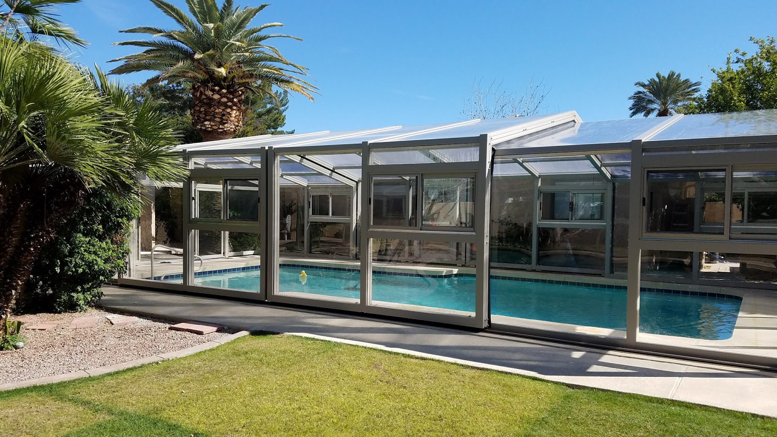 Arizona Pool Enclosures Enjoy And Protect Your Pool All